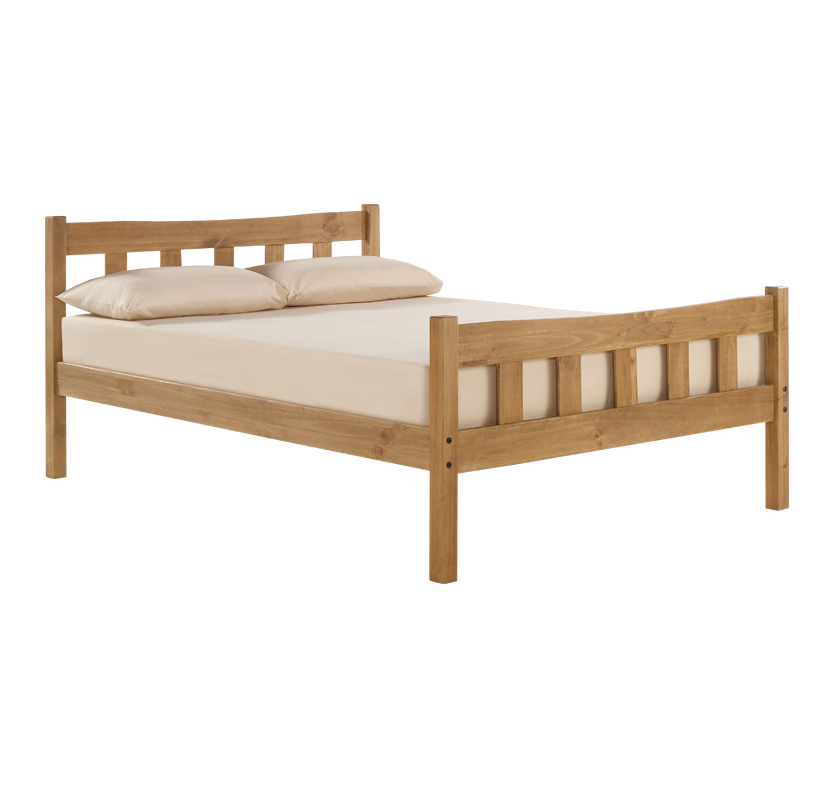Stamford Bed - Pine Double