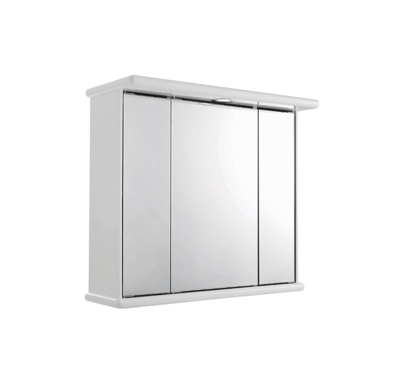 Select Cryptic Triple Mirrored Cabinet