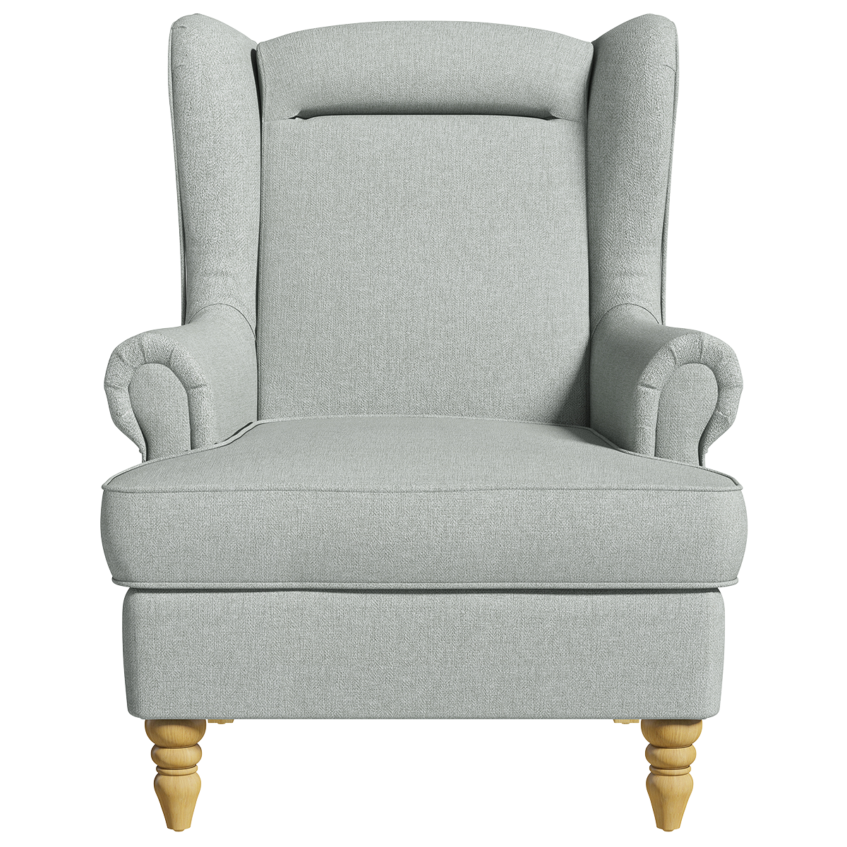 Mycroft Armchair - Agate Grey