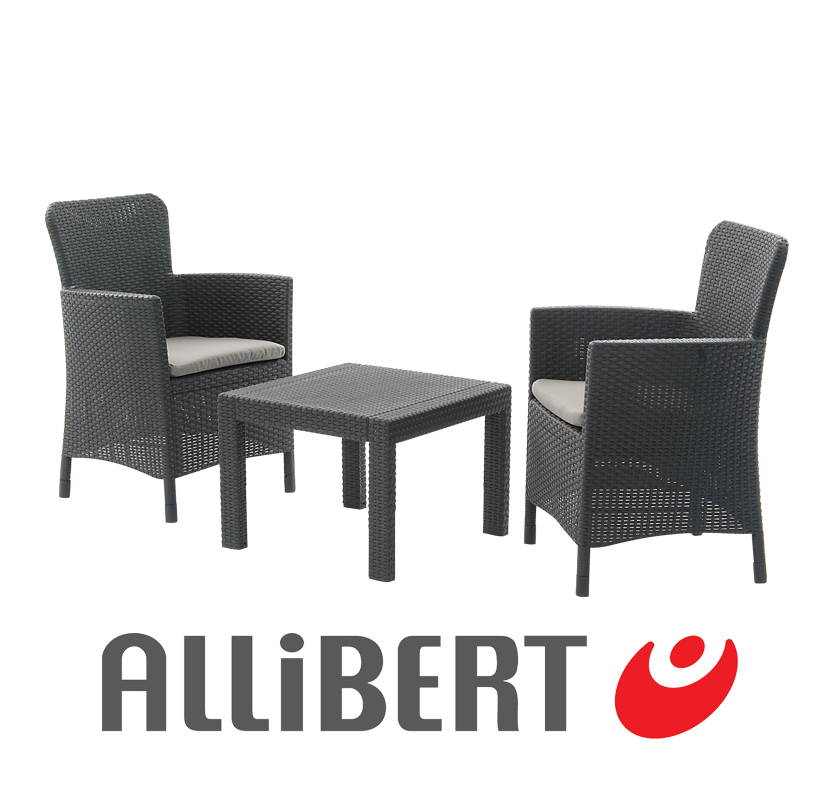 Allibert Lumen Bistro Set