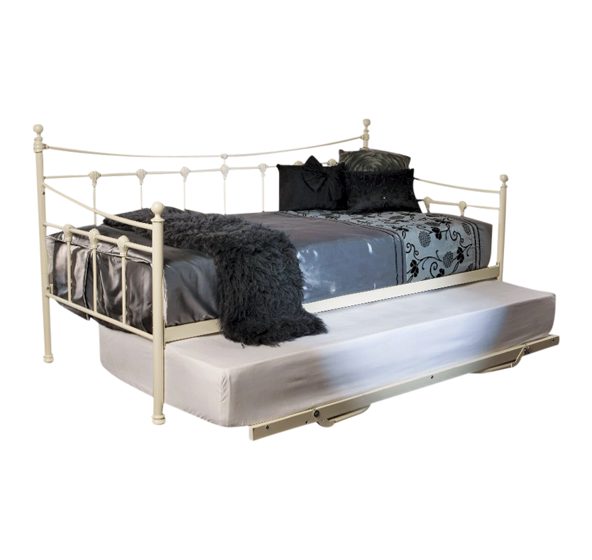 Lunar Trundle Guest Bed