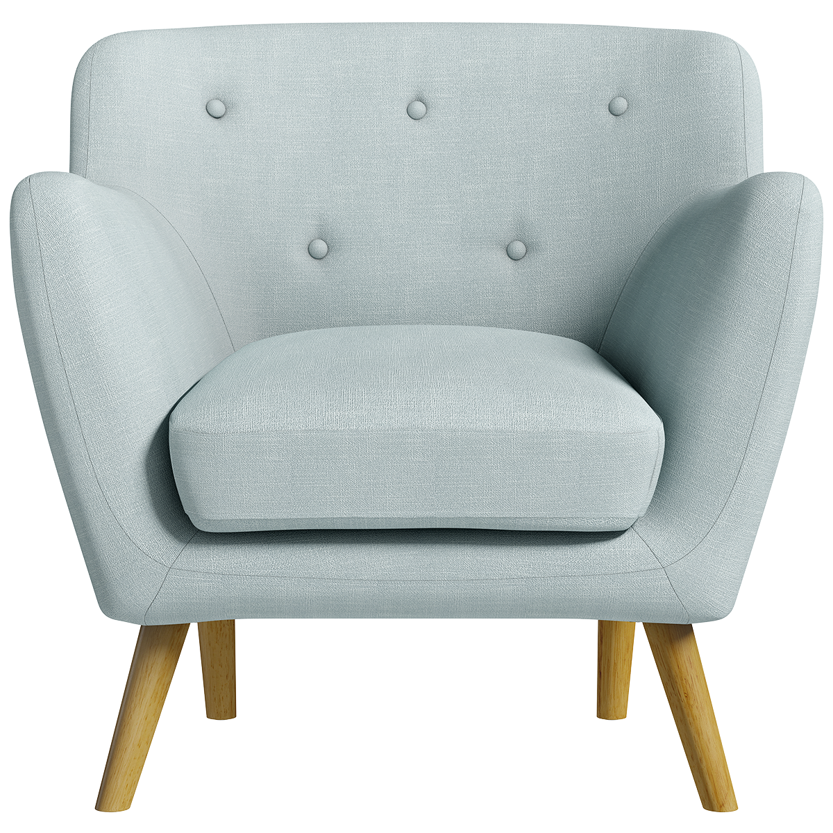 Holborn Armchair - Duck Egg Blue