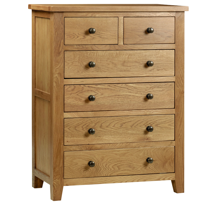 Nova Scotia 4+2 Drawer Chest