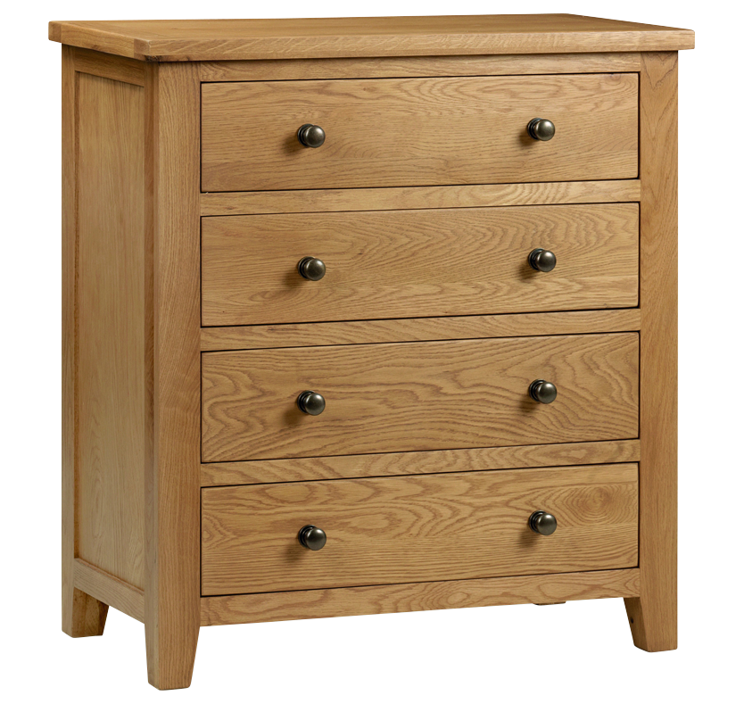 Nova Scotia 4 Drawer Chest
