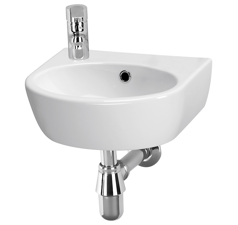 Essentials Cairo Wall Mounted Sink