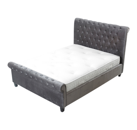 Bosworth Velvet Bed Range