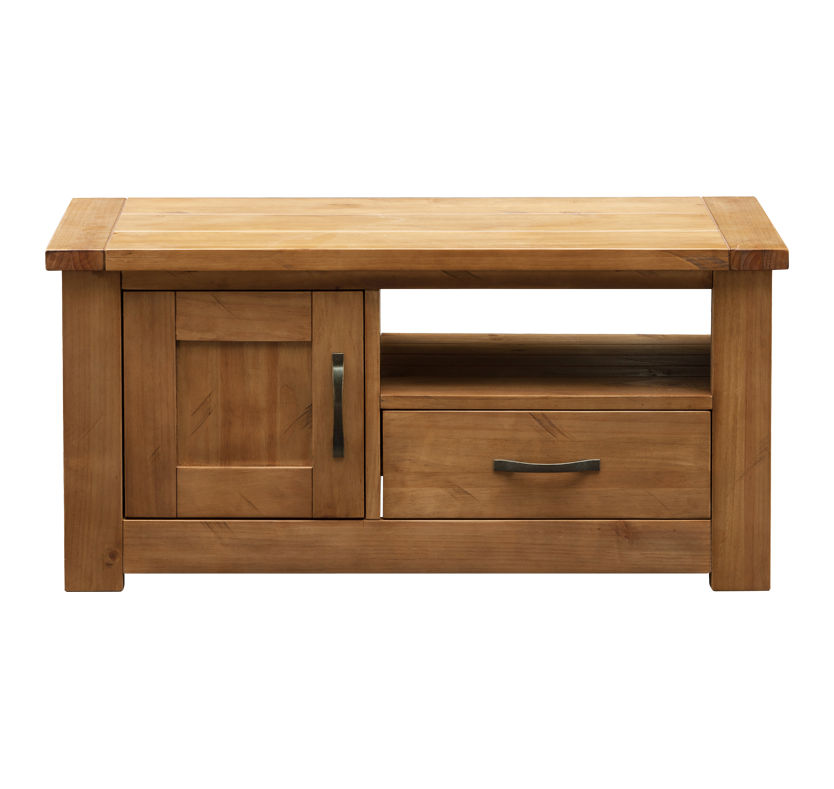 Orkney TV Stand - Pine