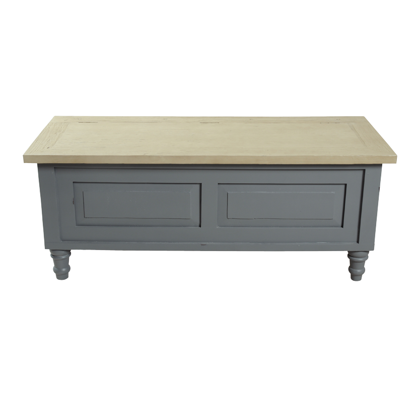 Minister 2-in-1 Storage Bench