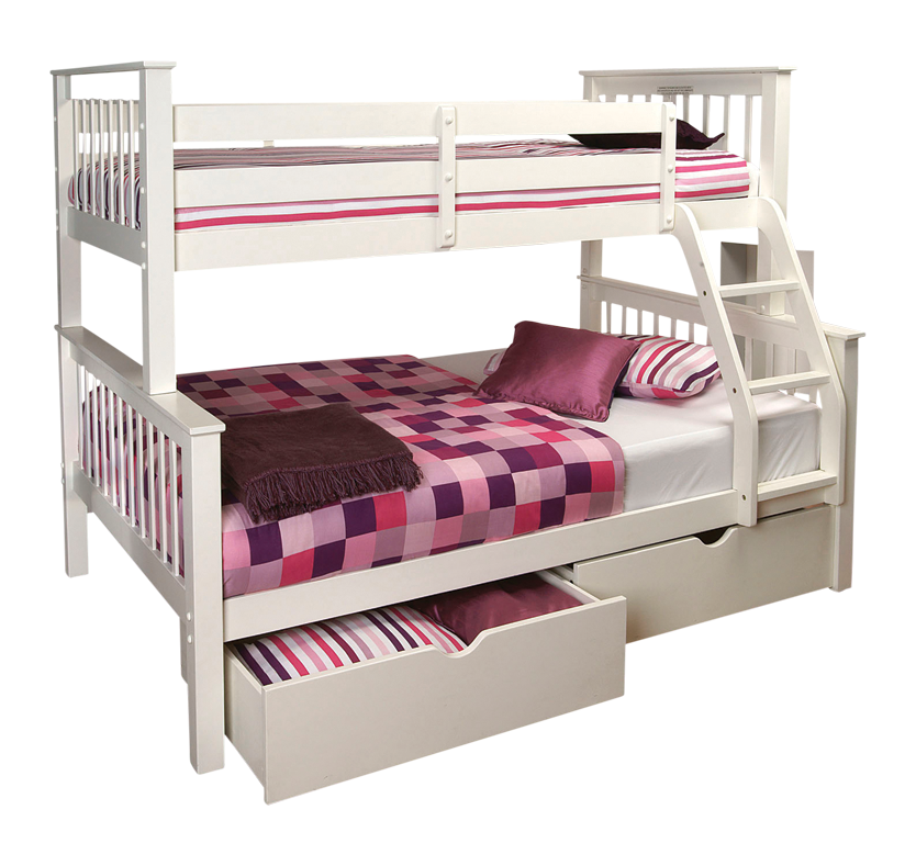 Pavo High Sleeper Bed