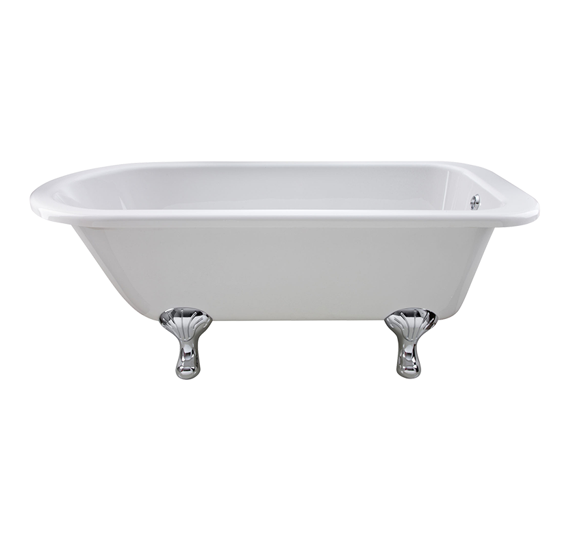 Essentials Berkshire Single Ended Freestanding Bath
