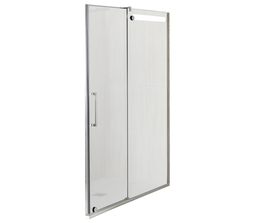 S10 Smooth 10mm Sliding Shower Door 1400mm