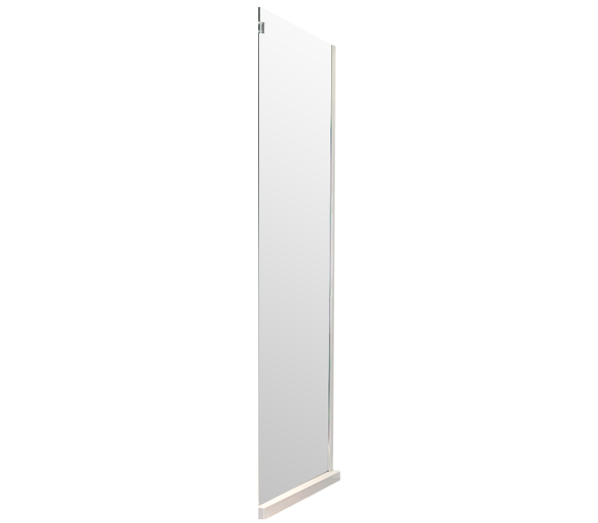 S10 Luxury 10mm Shower Side Panel 900mm
