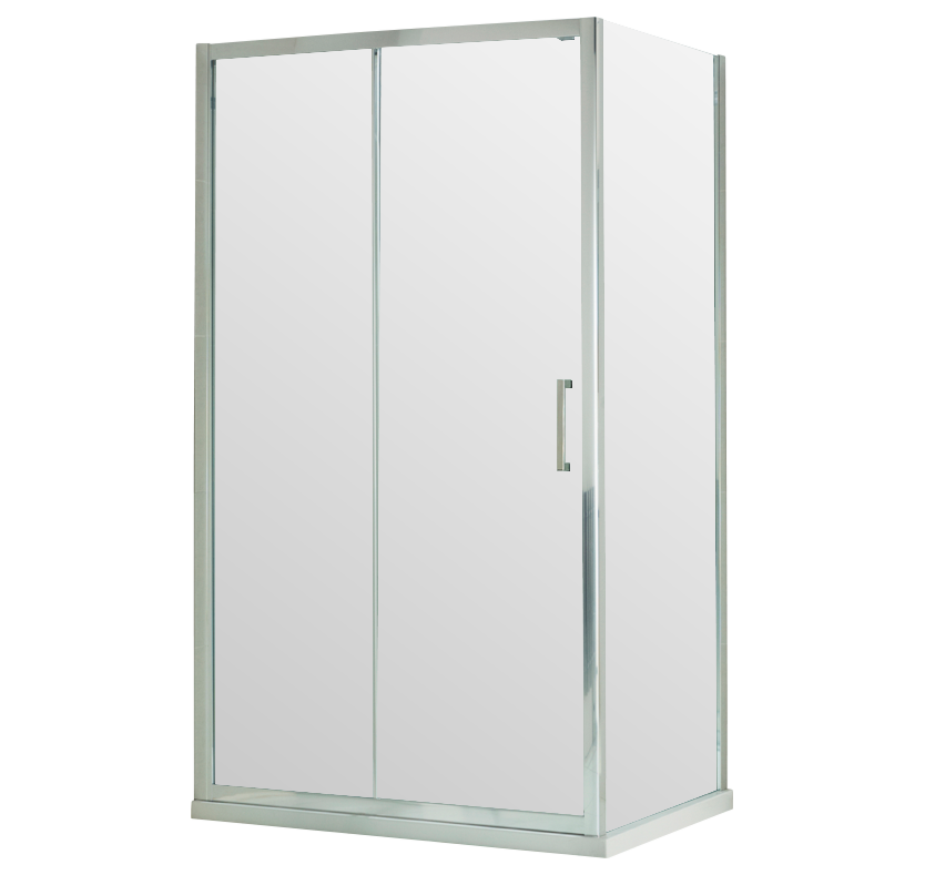 S6 luxury 6mm sliding shower enclosure 1000mm 1000mm x 900mm - Luxury shower cubicles ...