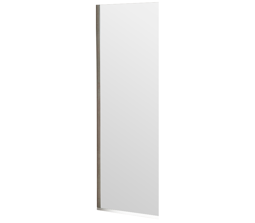 S10 Smooth 10mm Shower Side Panel 900mm