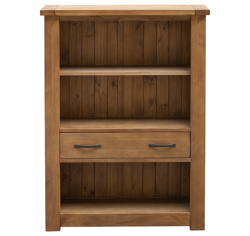 Orkney Bookcase - Pine