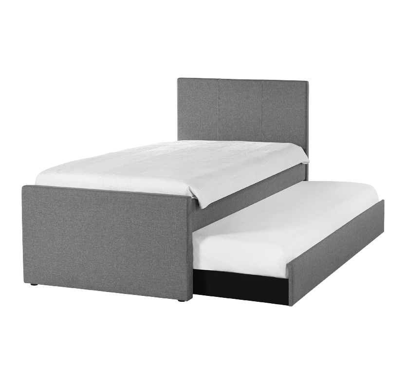 Tallinn Fabric Trundle Guest Bed