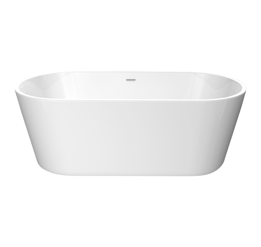 Compact 1500mm Freestanding Bath
