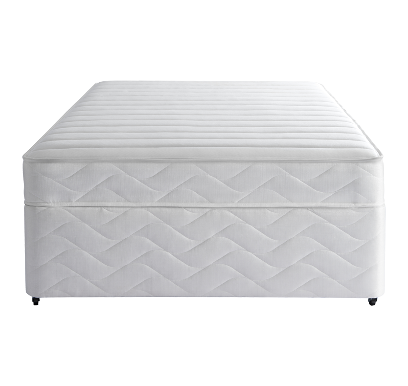 Silentnight Perfecta Bonnell Memory Bed - Ivory Single