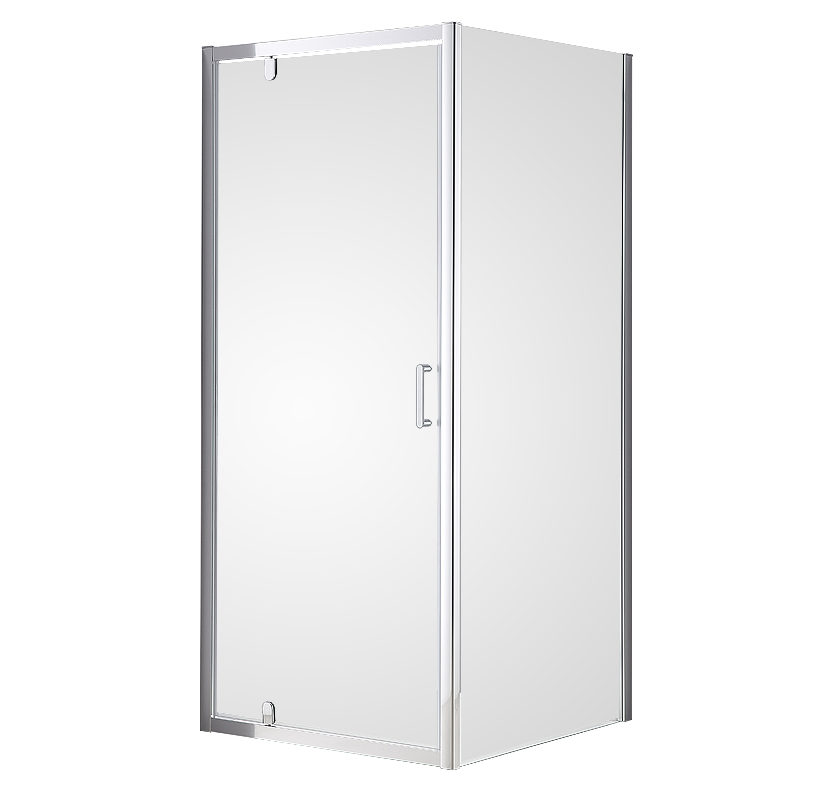 S6 Luxury 6mm Pivot Shower Enclosure 800mm x 700mm