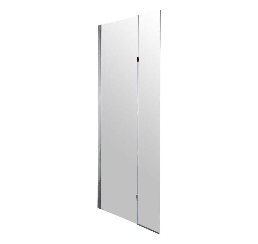 A8 Hinged Wet Room Flipper Side Panel - 300mm