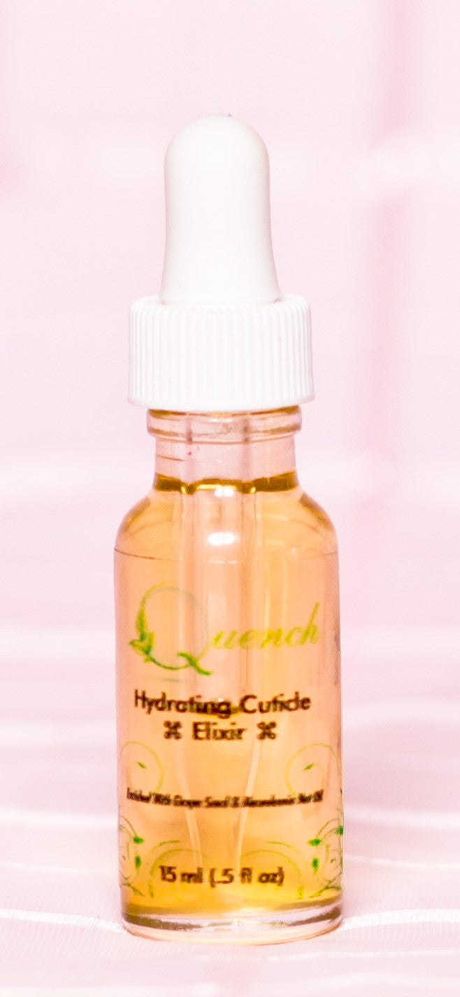 Quench Hydrating Cuticle Elixir