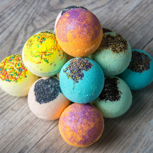 Cocoa Blissful Bath Bombs