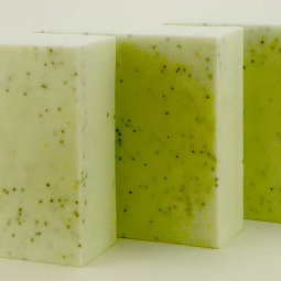 HIM Oatmeal Shea & Poppy Seed Soap