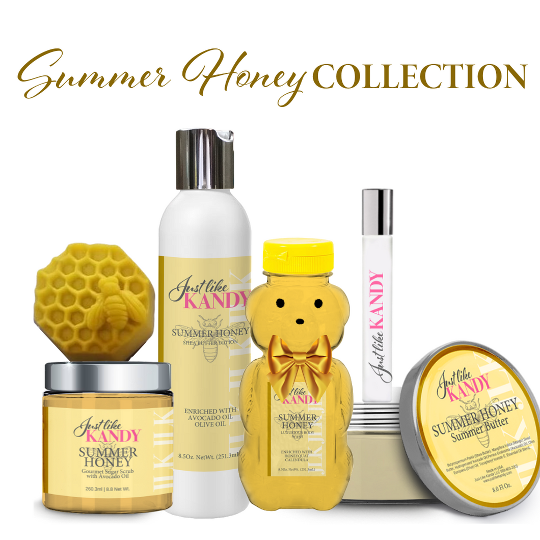 SUMMER HONEY COLLECTION