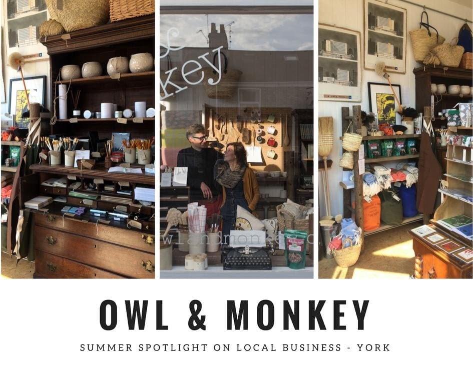 Interior Inspiration and Independent Shopping in York