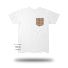 15 Custom Pocket Tees - WearFare Co. - 1