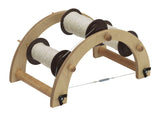 Matchless Spinning Wheel, Double Treadle, Free UK shipping and Starter Pack, NOW IN STOCK