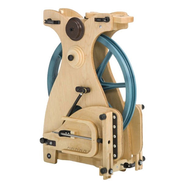 Sidekick Folding Spinning Wheel Without Flyer (no flyer, bobbins or whorls)