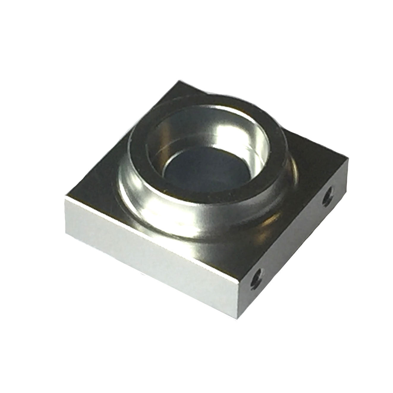 N5C Clutch Bearing Block Aluminum 110-156-Synergy Parts-Helilids RC Hobbies