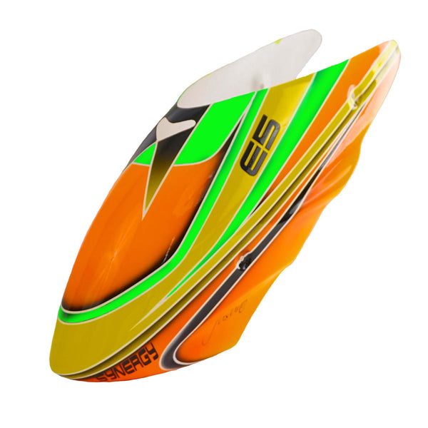 Synergy E5 Canopy RAYGEN SNE515-Canopy-Helilids RC Hobbies