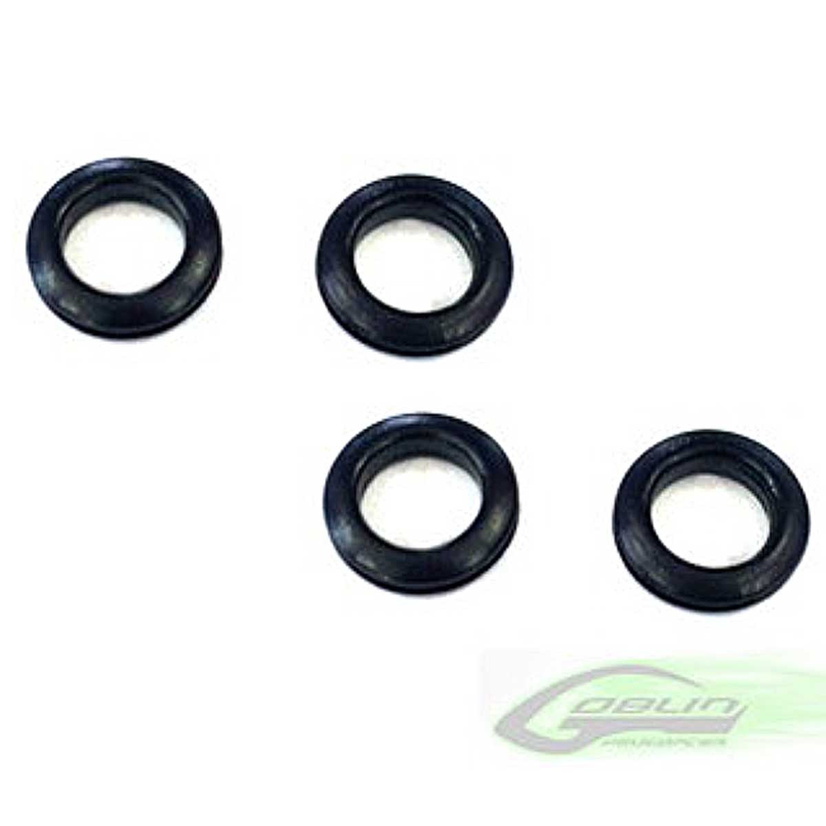 SAB Canopy grommet (4pcs) - Goblin 630/700/770-Goblin Parts-Helilids RC Hobbies