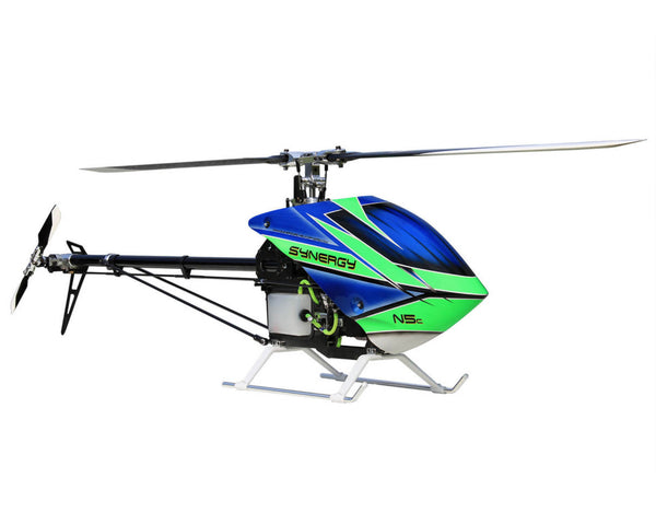 Synergy N5C RC Helicopter Kit-Synergy Kits-Helilids RC Hobbies