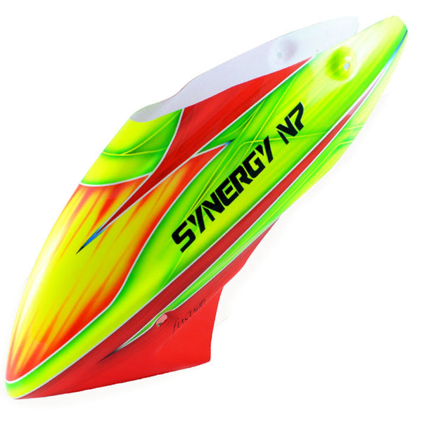 Synergy N7 ROCKET Canopy-Canopy-Helilids RC Hobbies
