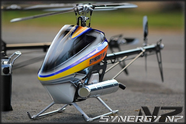 Synergy N7 Kit-Synergy Kits-Helilids RC Hobbies