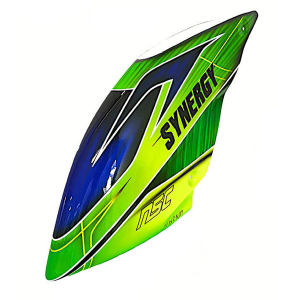 Synergy N5C Canopy FUTURE-Canopy-Helilids RC Hobbies