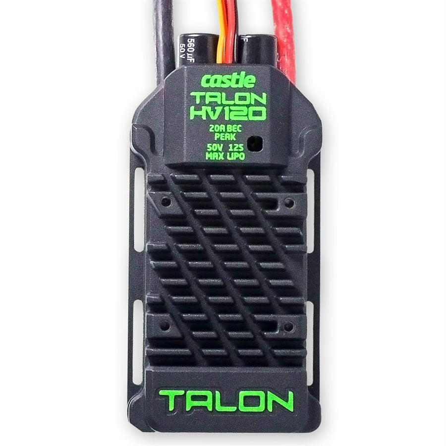 Castle Talon HV 120 ESC with BEC