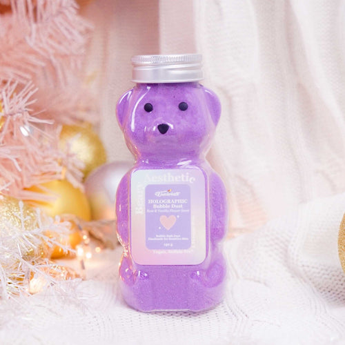 Beary Aesthetic Bubble Bath Dust