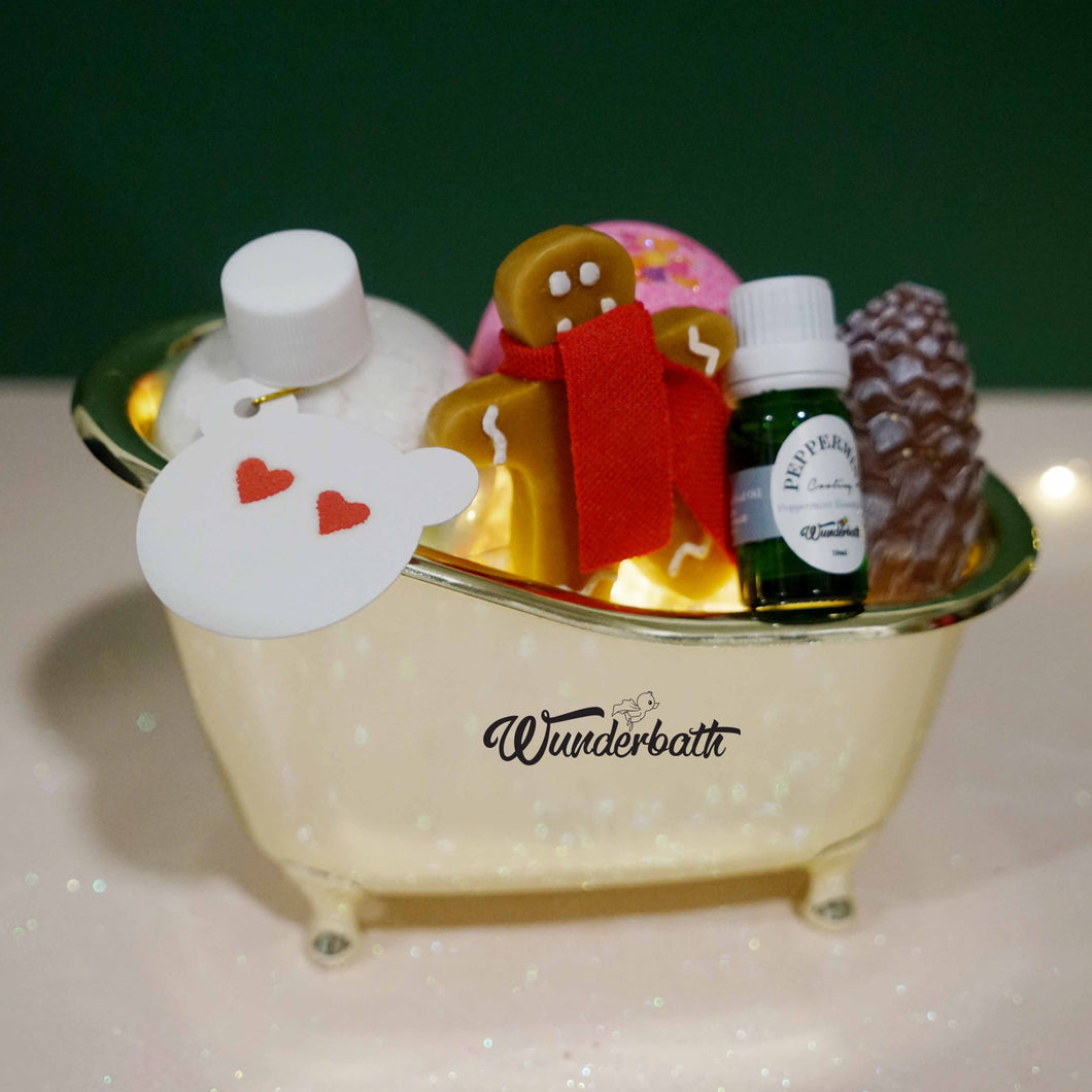 Gingie & Bear Bath Set