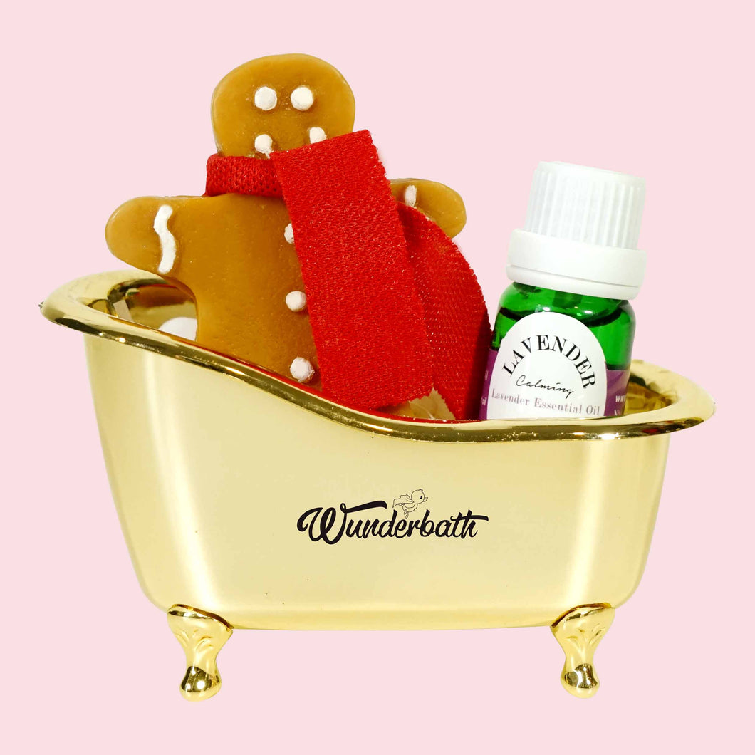 Gingie Lavender Mini Bath Set