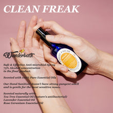 CLEAN FREAK HAND SANITIZER