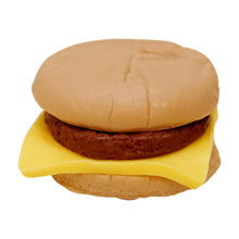 CHEESE BURGER SOAP