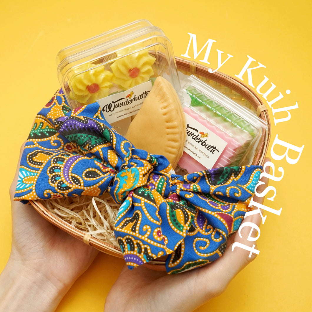 My Kuih Basket