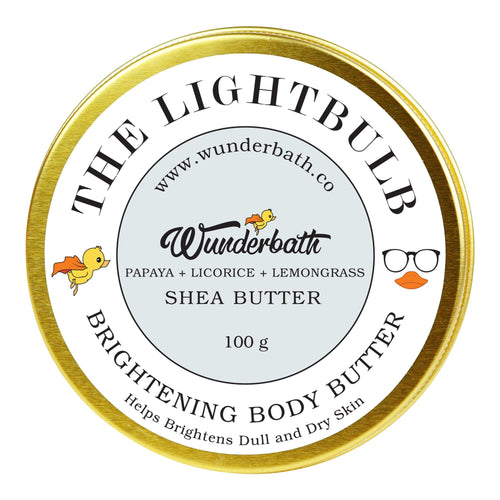 *Improved* The Lightbulb Body Butter