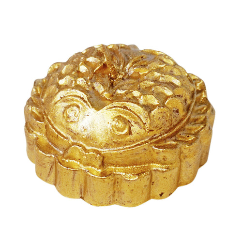 Golden Mooncake Candle