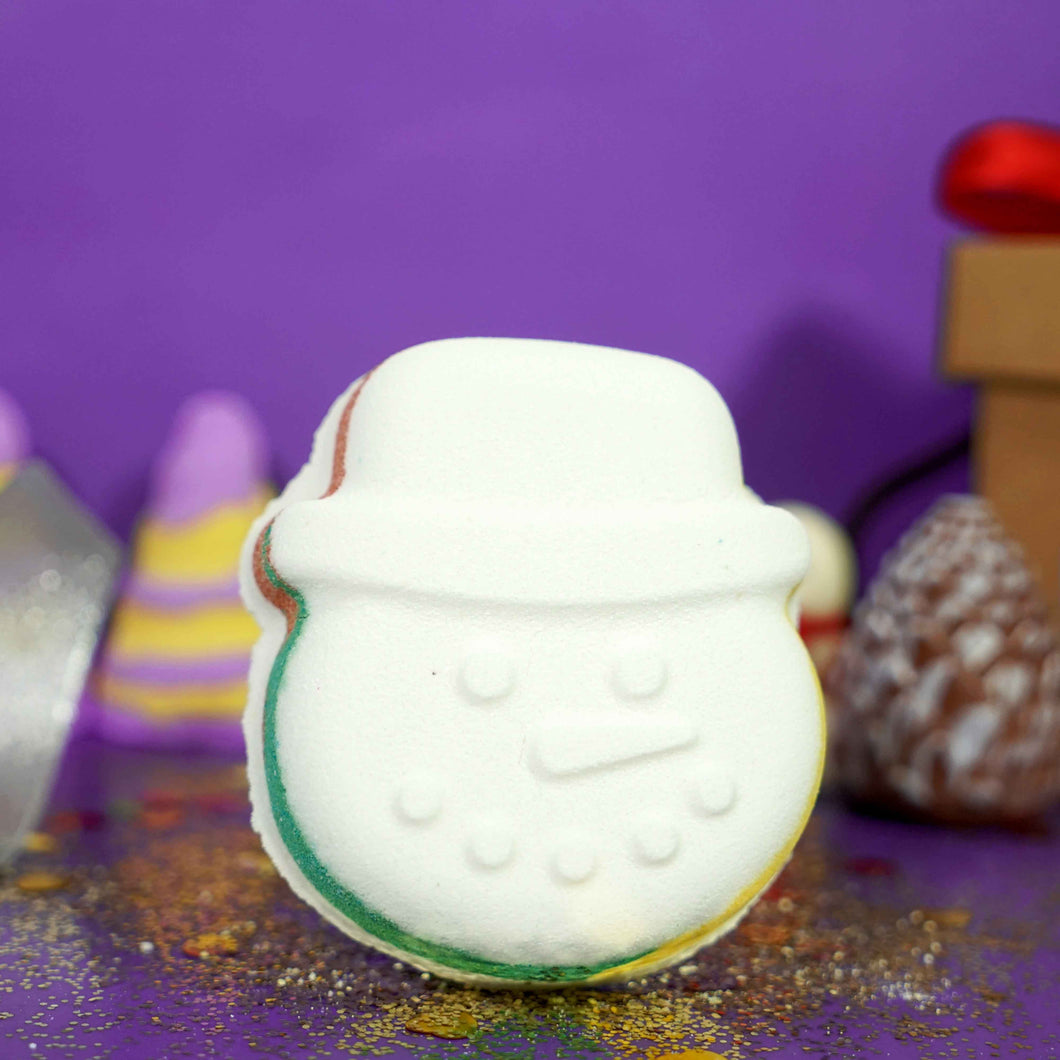 Mr. Snowie Bath Bomb