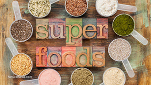 Superfoods are your new superheroes!